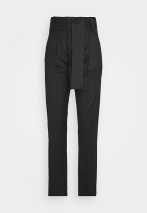 PARIS - Trousers - noir