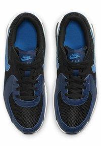 Nike Sportswear - NIKE SPORTSWEAR AIR MAX EXCEE SNEAKER KINDER - Trainers - black/blue void/iron grey/signal blue - 1