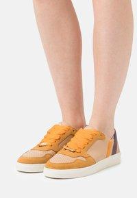 Scotch & Soda - LAURITE - Sneakers laag - braun - 0