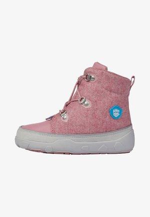 COMFY WALK  EINHORN - Winter boots - pink