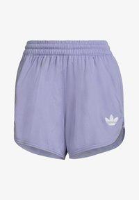 adidas Originals - Shorts - light purple - 5