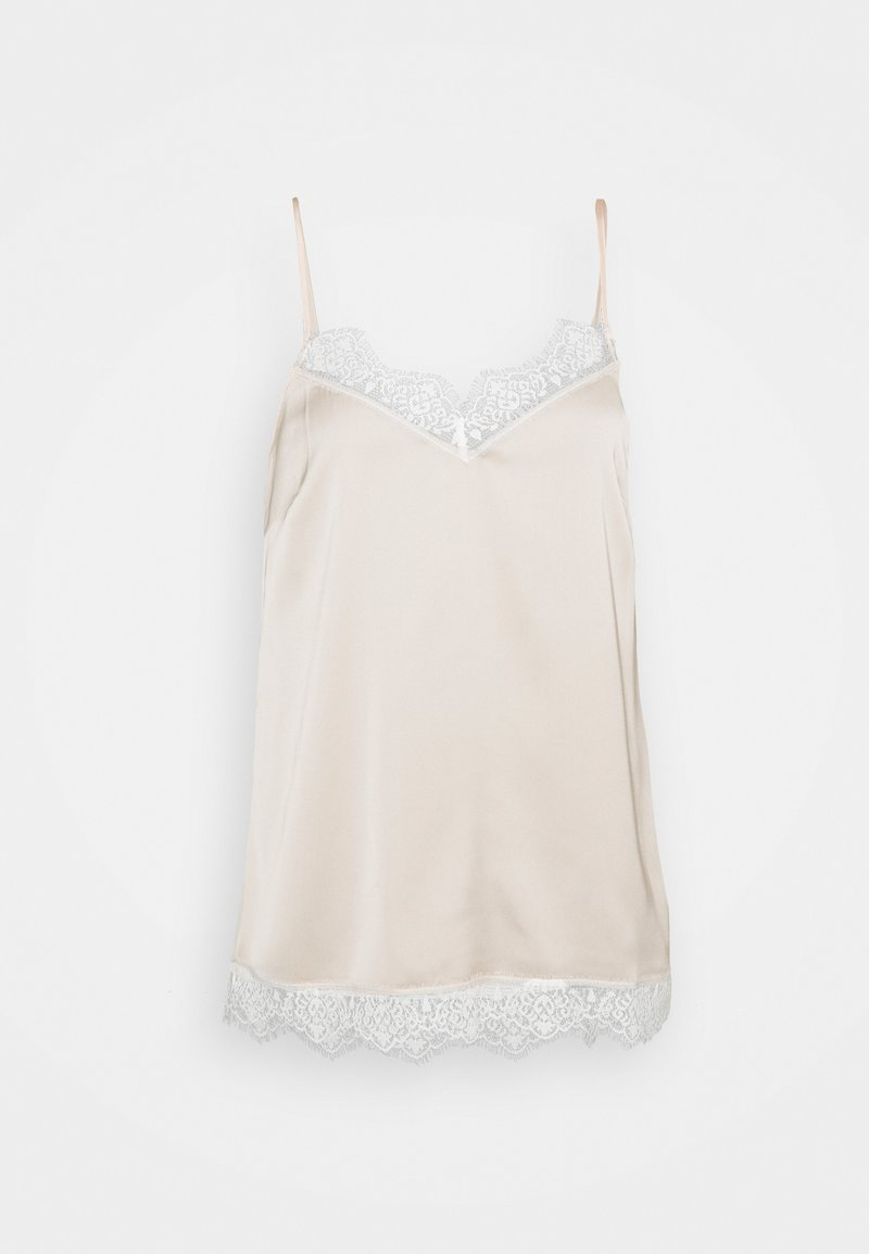 Simone Pérèle - SECRETS TOP - Pyjama top - licht