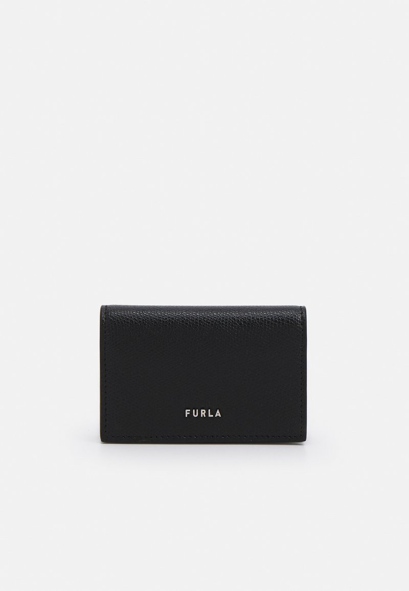Furla - PROJECT BUSINESS CARD CASE UNISEX - Wallet - nero