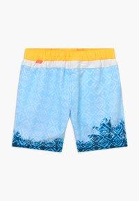 Sunuva - BOYS PALM TREE  - Short de bain - blue - 1