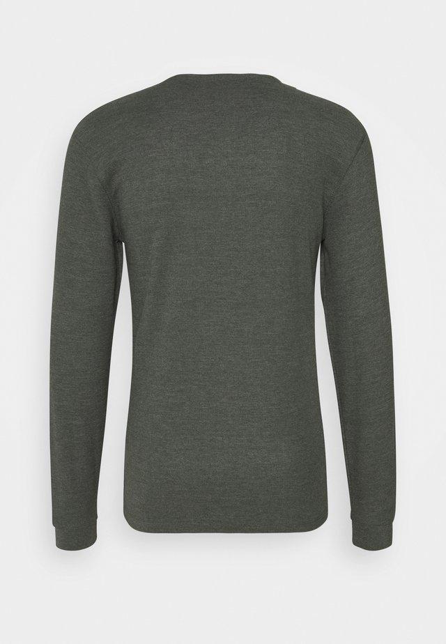 TEE - Långärmad tröja - rosin