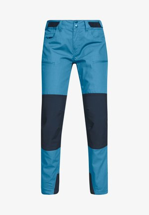 SVALBARD HEAVY DUTY PANTS - Outdoor trousers - coronet blue