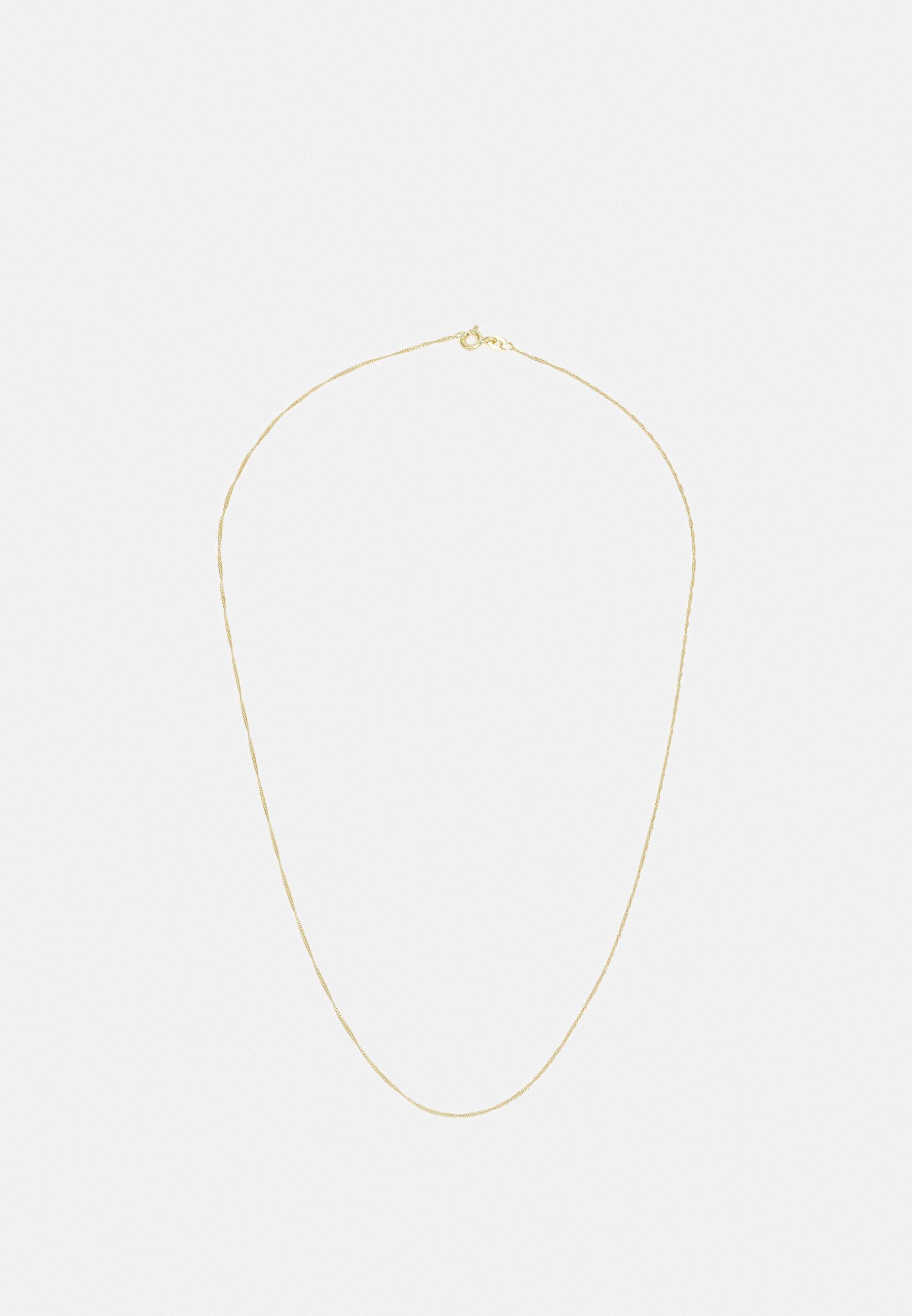 Donna 14KT (585) YELLOW GOLD SINGAPUR CHAIN - Collana