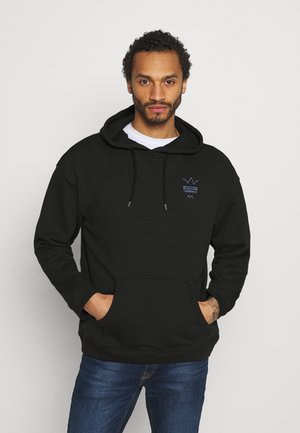 ABSTRACT HOODY UNISEX - Hoodie - black