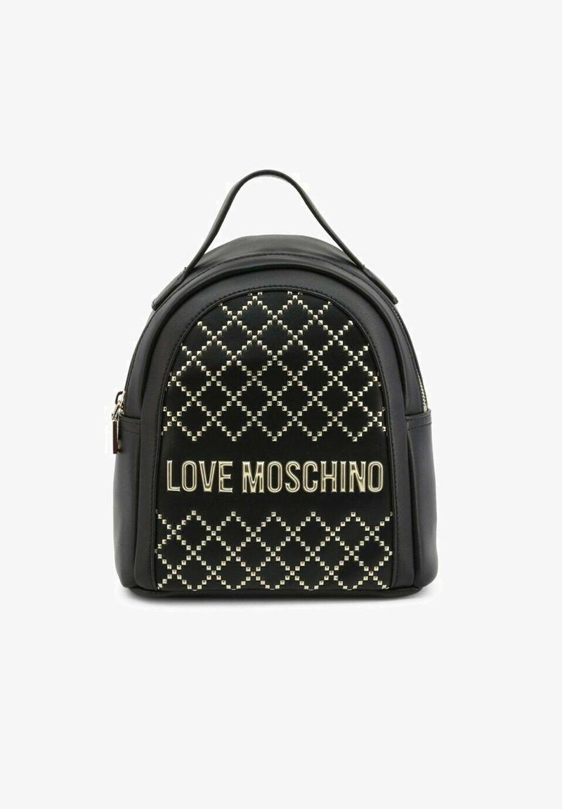 Love Moschino - Rucksack - black