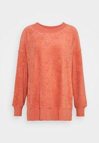 GARDEN CREW - Fleece jumper - rose