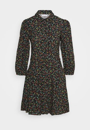 Shirt dress - multicolor