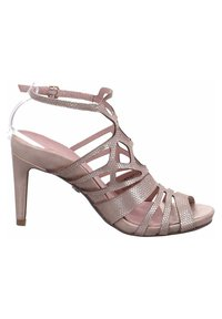 Tamaris - High heeled sandals - gold - 3