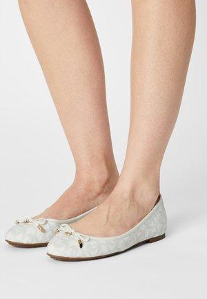 HARPAR  - Ballerina's - white