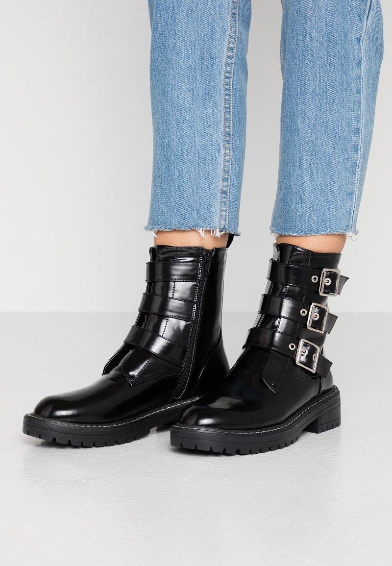 Head over Heels by Dune - PIERR - Cowboystøvletter - black