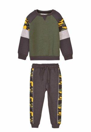 PIECE SET   - Sweatshirt - black/grey