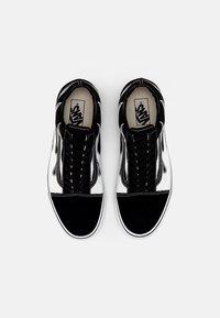 Vans - OLD SKOOL - Baskets basses - black/white - 3