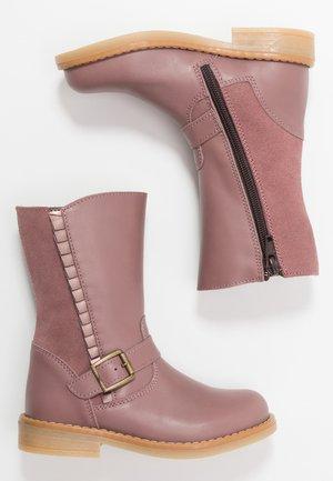 Laarzen - pink