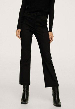 TRUMPET - Pantalon classique - noir