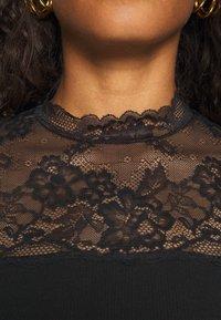 Rosemunde - Maglietta a manica lunga - black - 6
