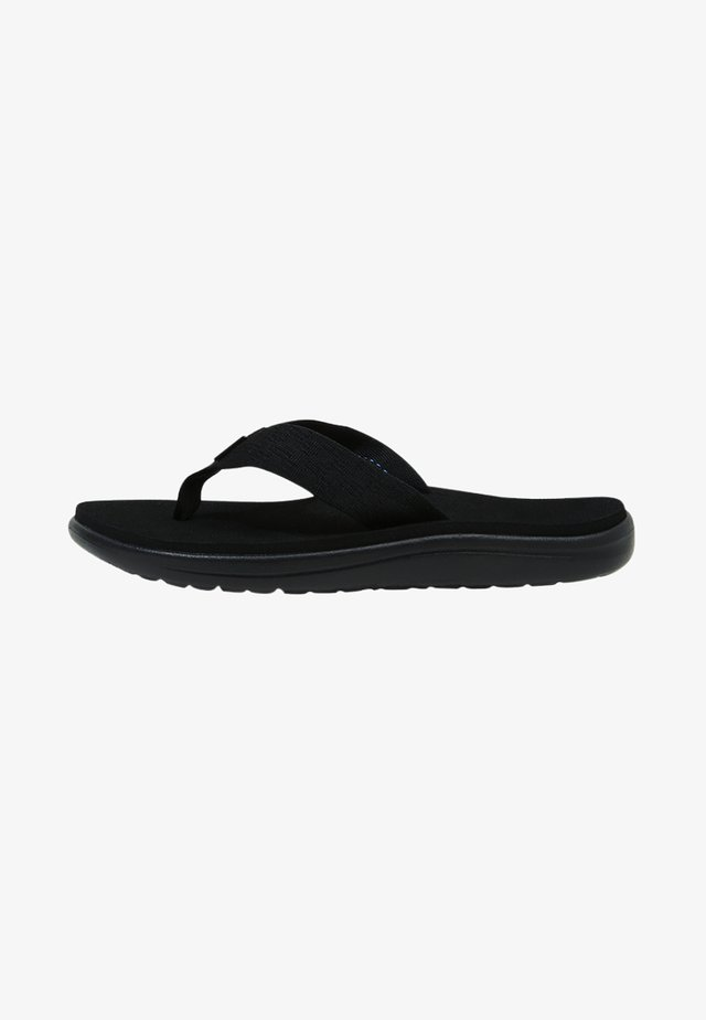 VOYA - Teensandalen - brick black
