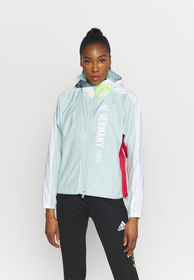 Sports jacket - green