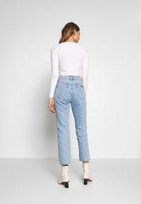 Even&Odd - 2 PACK - Maglietta a manica lunga - pale mauve/white - 2