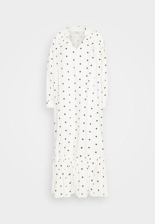 ROSALIN - Vestito lungo - soft white