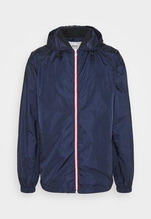 Summer jacket - dusty marine