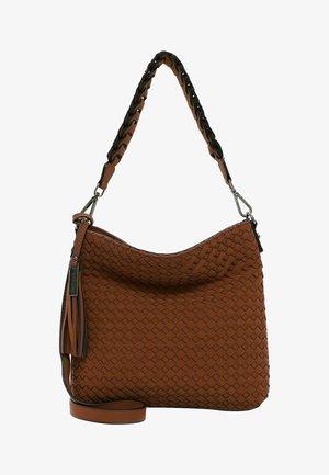 DAVINA - Handbag - cognac