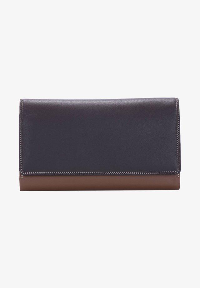 FLAPOVER - Wallet - mocha
