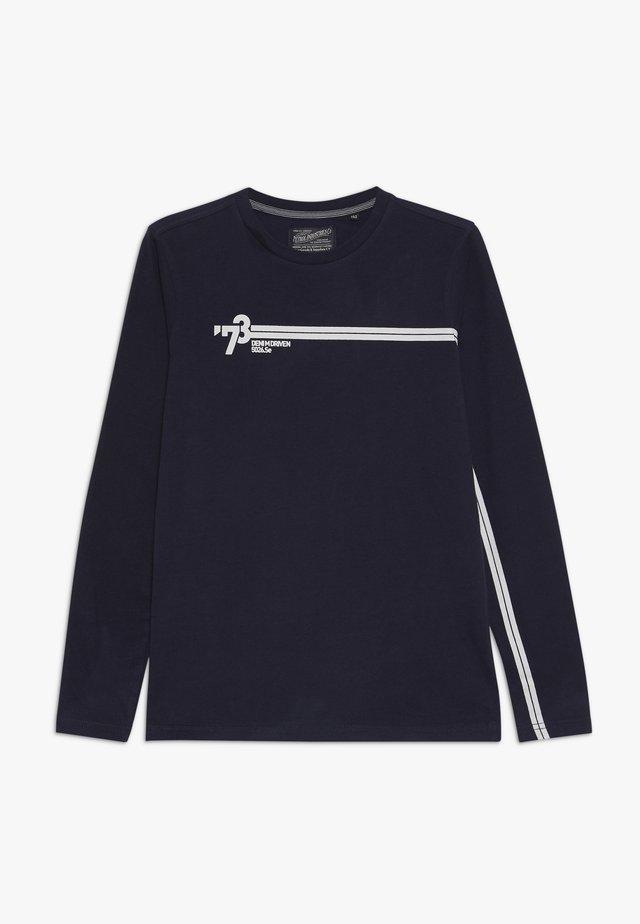 T-shirt à manches longues - deep capri