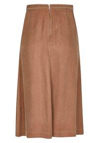 LeComte - A-line skirt - braun - 1