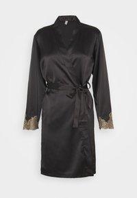 LingaDore - KIMONO - Dressing gown - black insence - 0