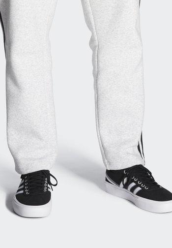 DELPALA SHOES - Sneakers basse - black/white