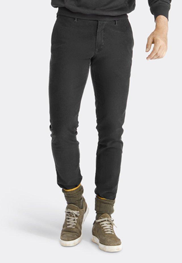 APUS - Slim fit jeans - schwarz