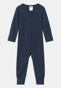 Lindex - ONESIES BABY UNISEX - Pyjamas - blue melange - 2