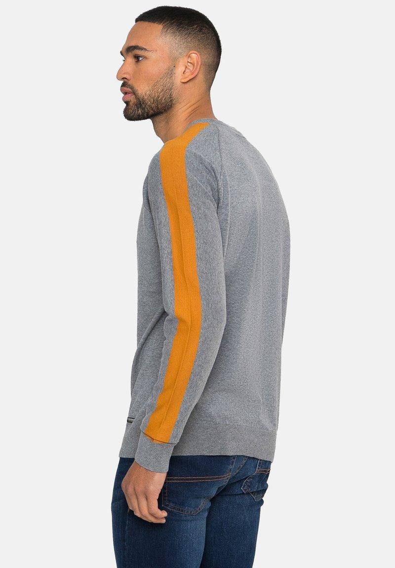 Threadbare Strickpullover - grau ZIvTfb