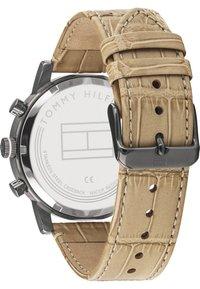 Tommy Hilfiger - Chronograph watch - light blue - 1
