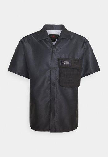 Shirt - dark smoke grey/black
