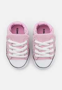 Converse - CHUCK TAYLOR ALL STAR CRIBSTER - First shoes - pink glaze/silver/white - 3