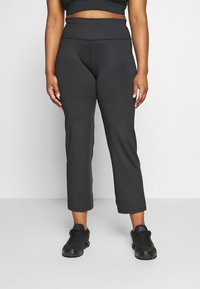 Nike Performance - CLASSIC GYM PANT PLUS - Joggebukse - black - 0