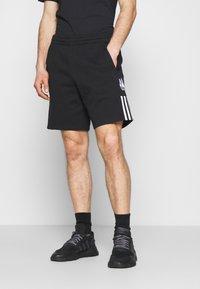 adidas Originals - UNISEX - Shortsit - black - 0