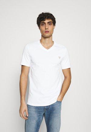 TEE - T-shirt basic - true white