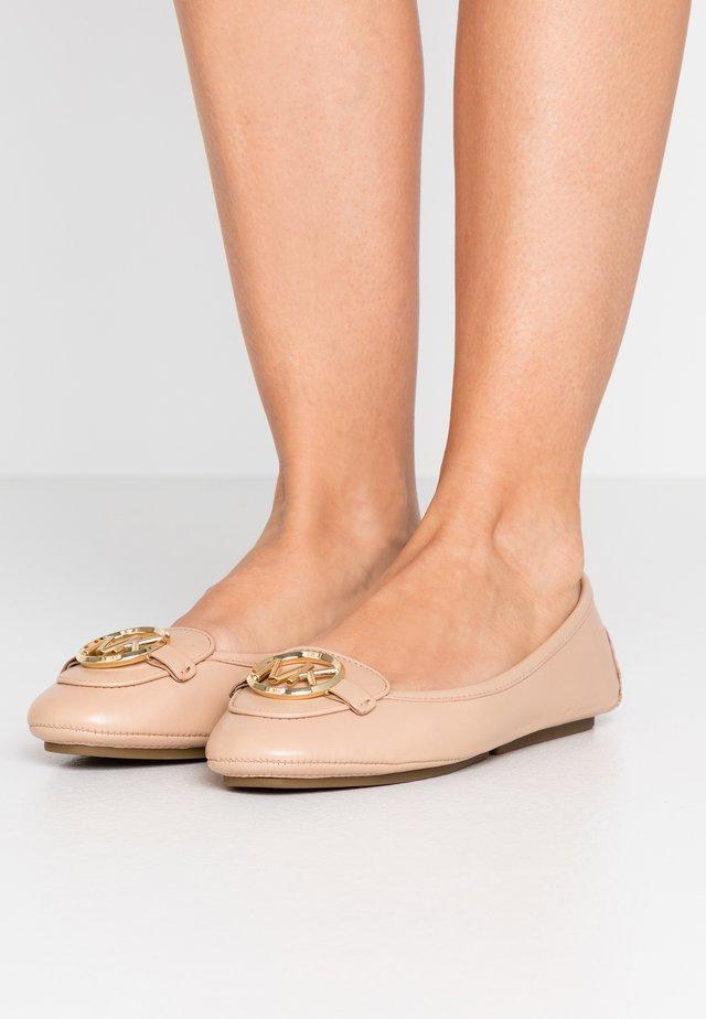 Ballet pumps - light blush