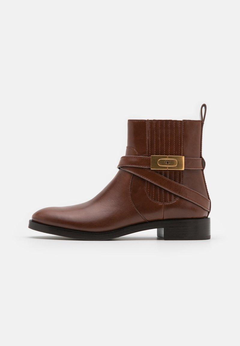 Tory Burch - CHELSEA BOOTIE - Kotníkové boty - sierra almond