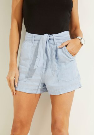 Shorts - himmelblau