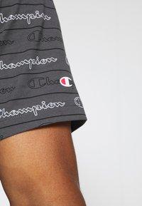 Champion - CREWNECK - T-shirt con stampa - grey - 5