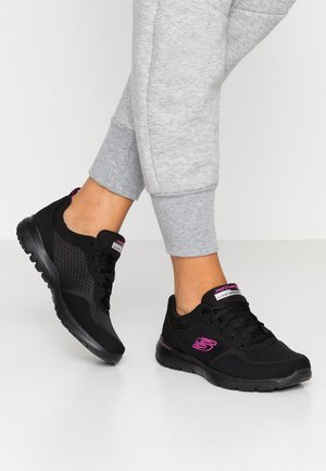 FLEX APPEAL 3.0 - Sneakers laag - black/hot pink