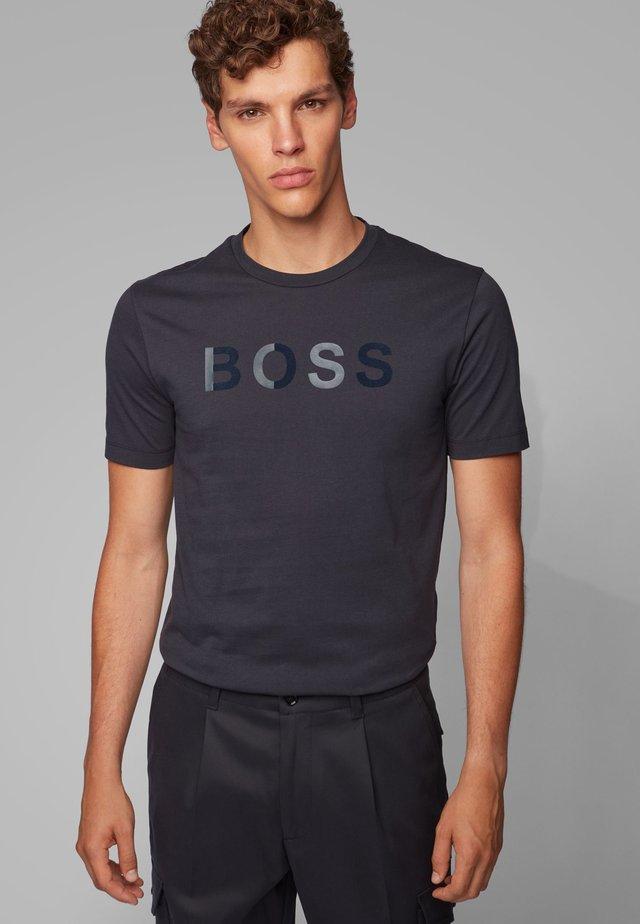 TIBURT  - T-shirt con stampa - dark blue