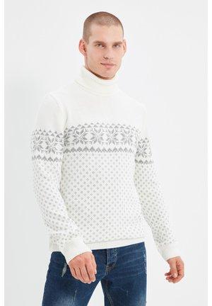 TRENDYOL PARENT - Sweatshirt - cream